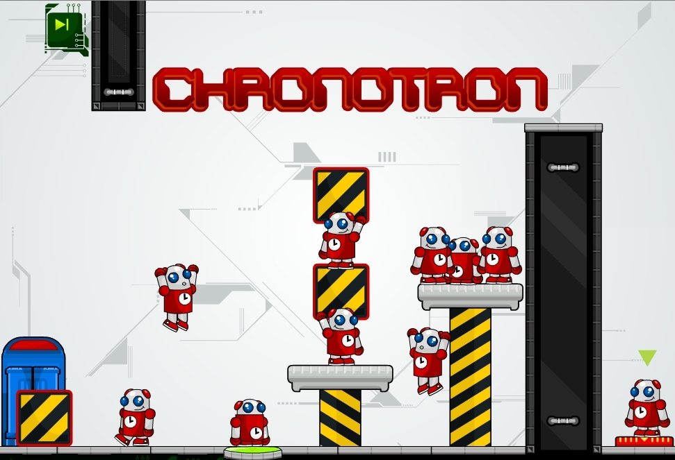 Chronotron Screenshot